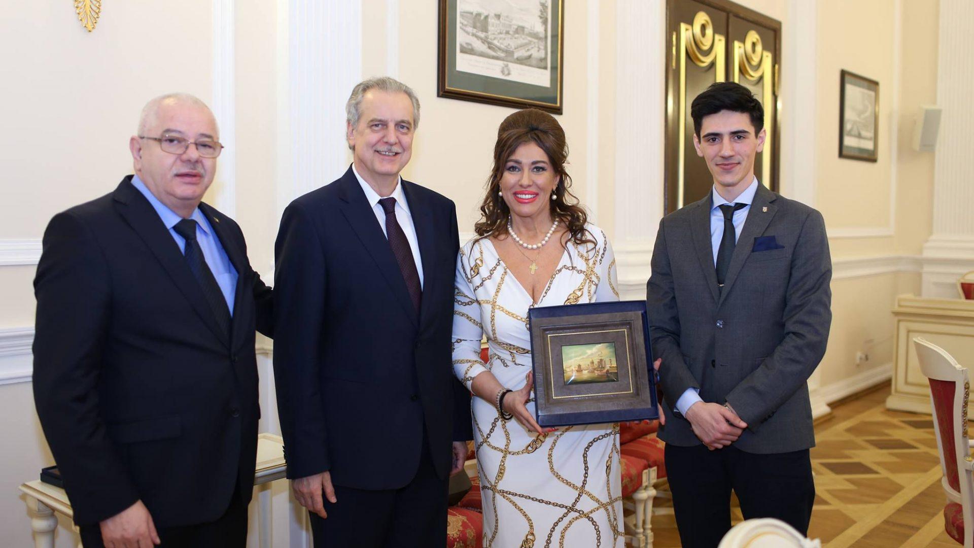 Sankt-Petersburg vrea mai mulți turiști români – delegație din partea județului Constanța