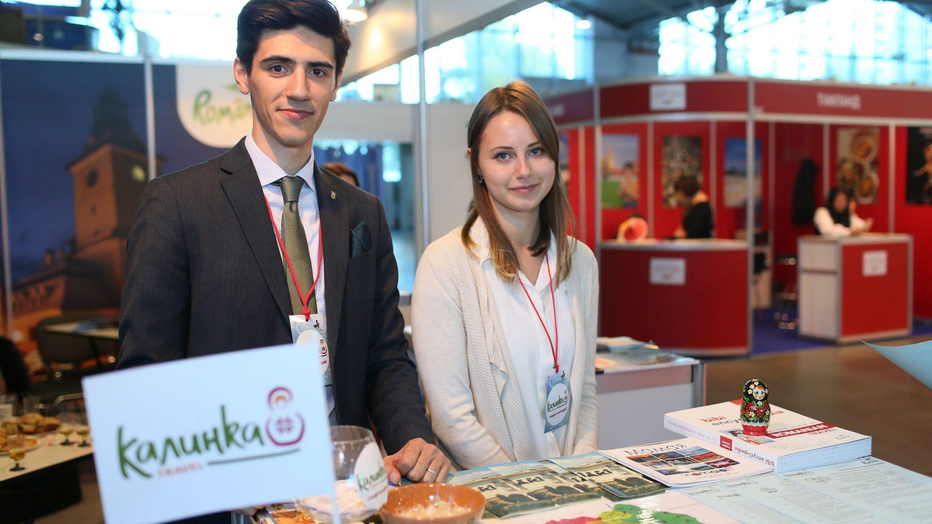 România participă pentru prima oară la expoziţia turistică din Sankt Petersburg
