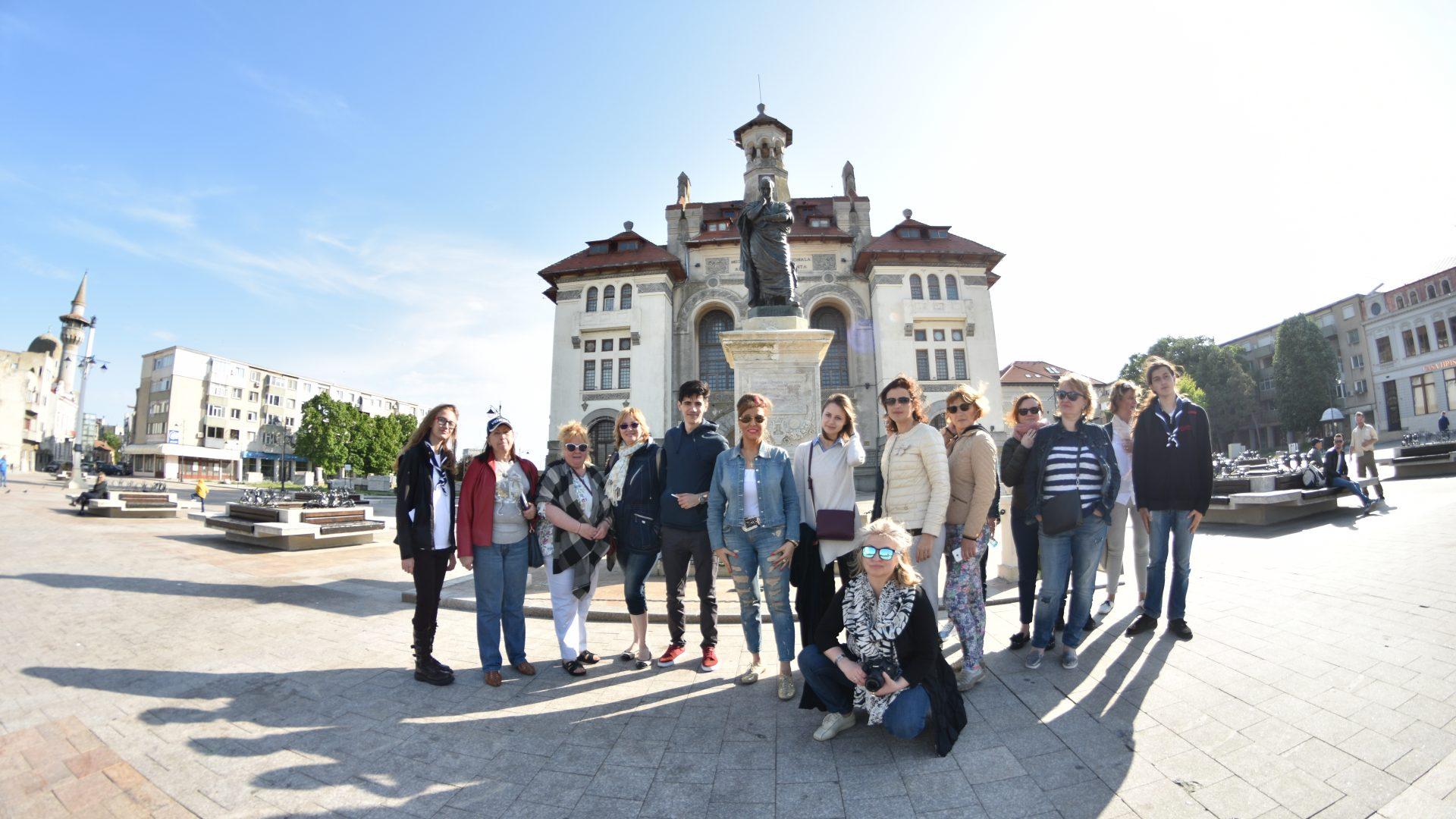 Калинка Тревел завершила второй инфотрип в Румынии и спешит поделиться впечатлениями!