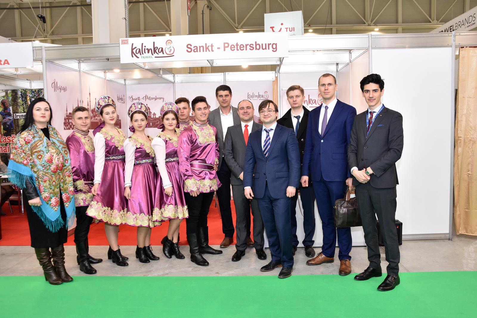 Kalinka Travel participă la Târgul de Turism al României de la Bucureşti – ediția de primăvară 2019