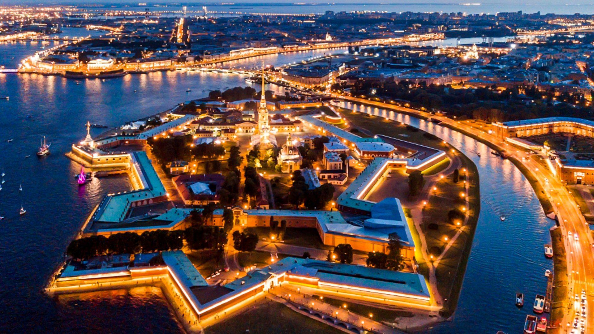 Ziua 4: Sankt Petersburg