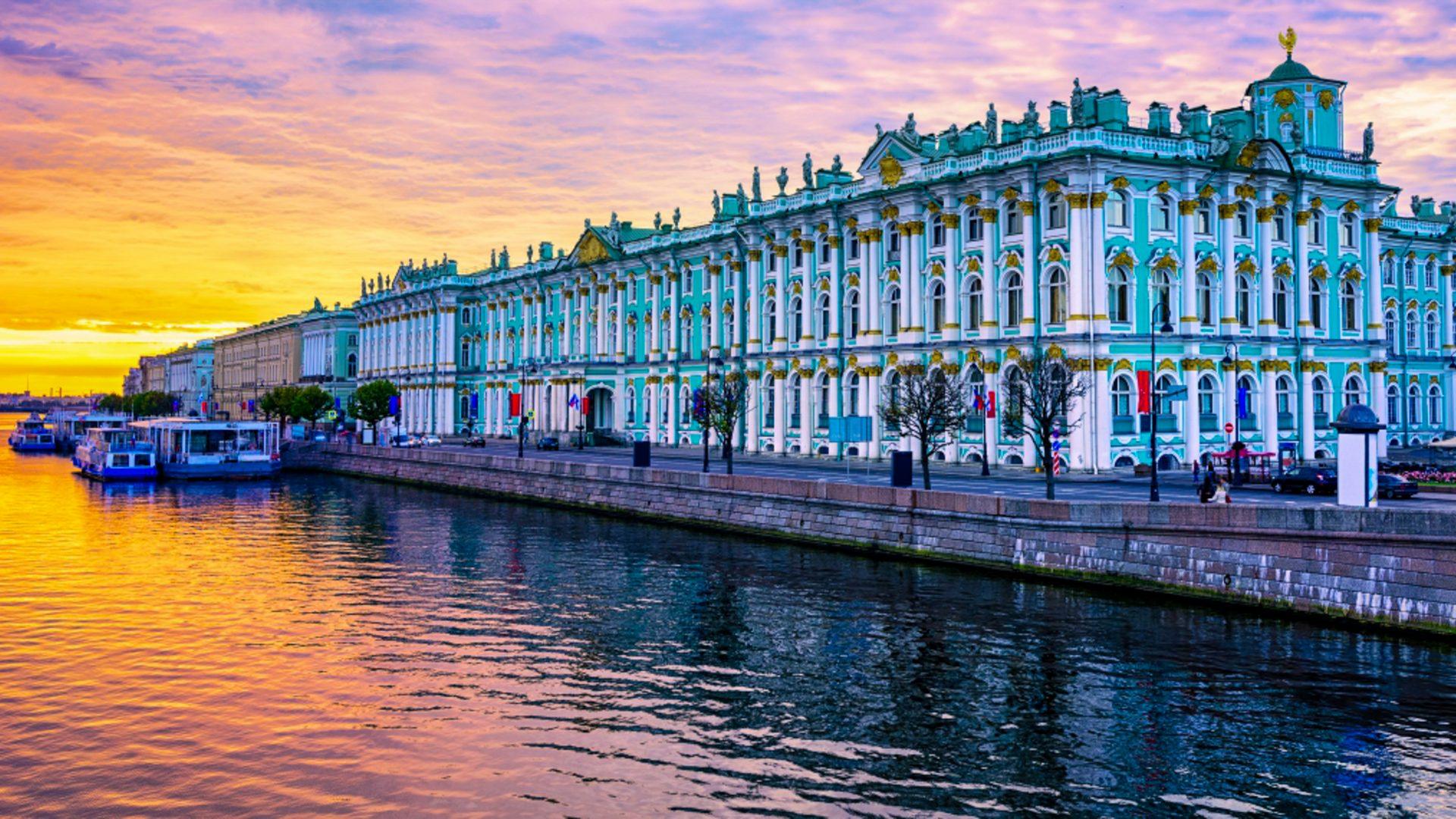 Ziua 5: Sankt Petersburg