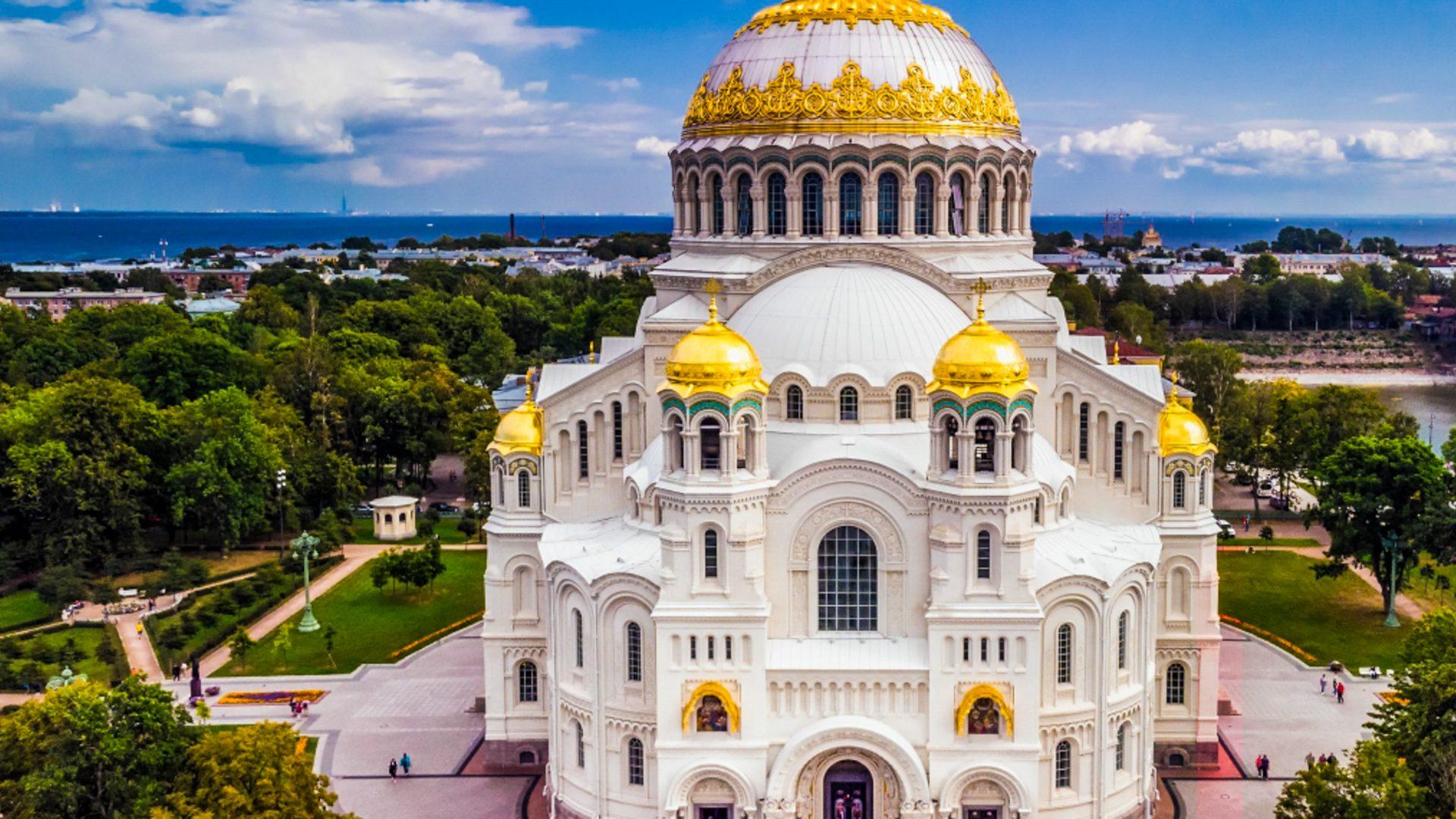 Ziua 2: Kronstadt