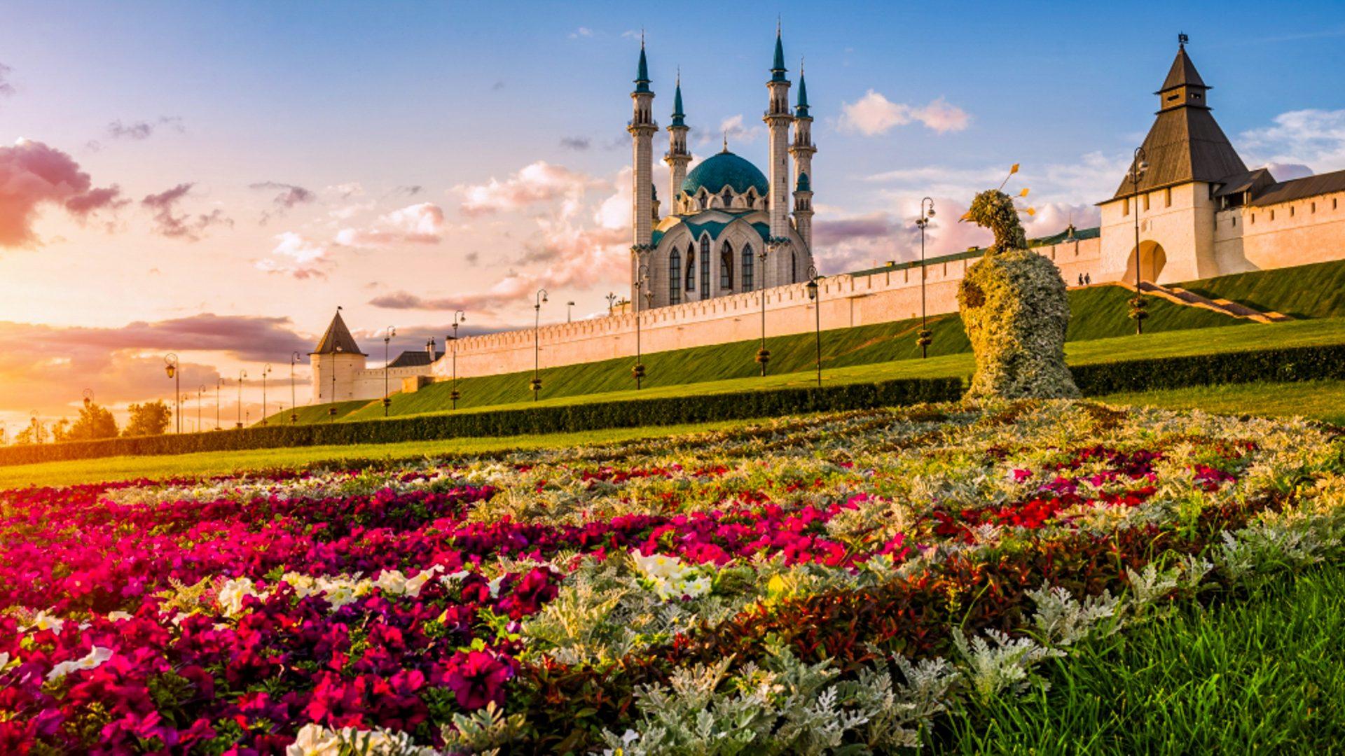 Ziua 3: Kazan