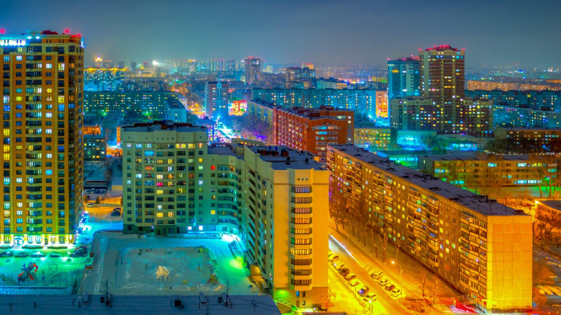 Ziua 7: Novosibirsk