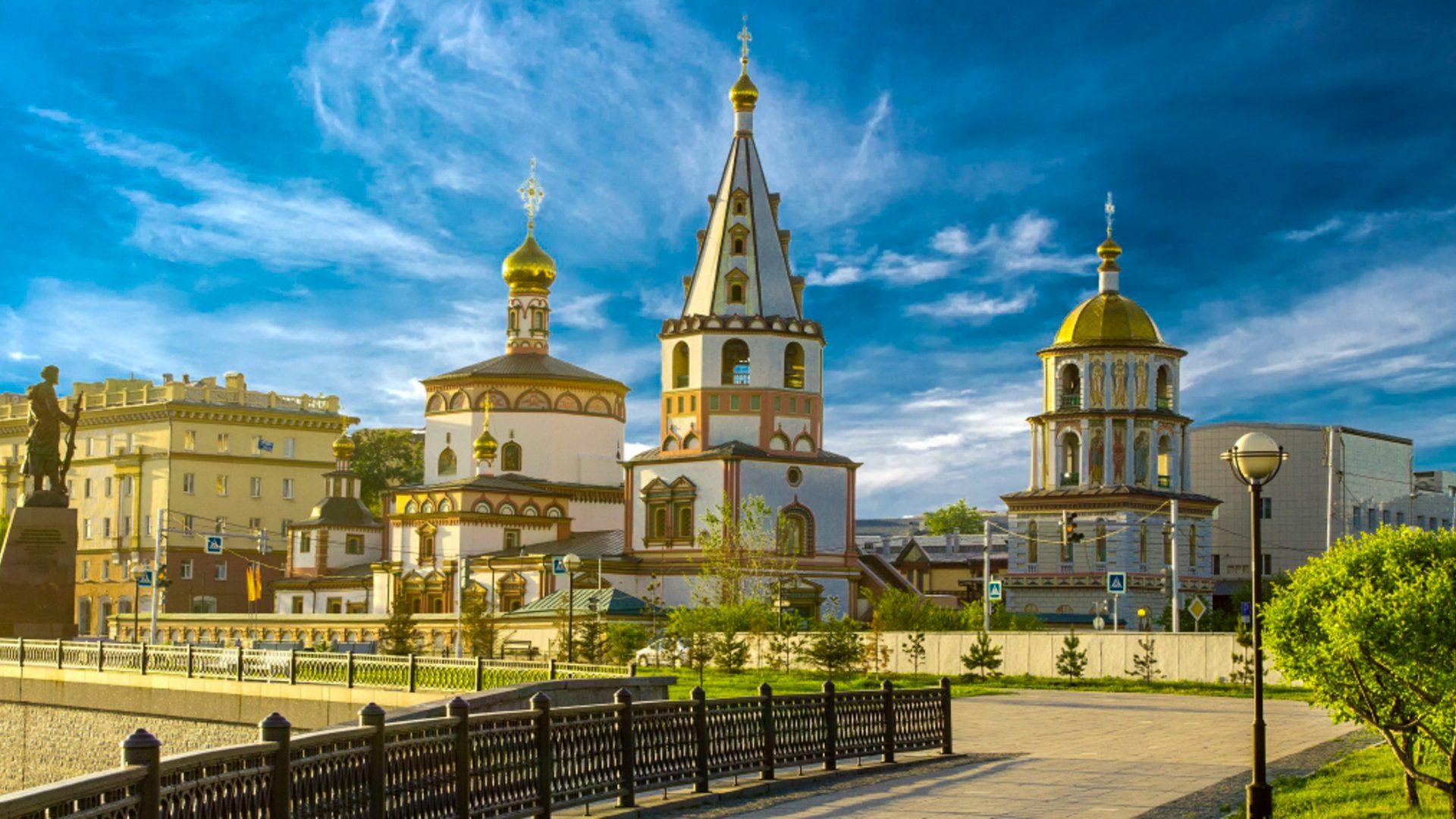 Ziua 9: Irkutsk