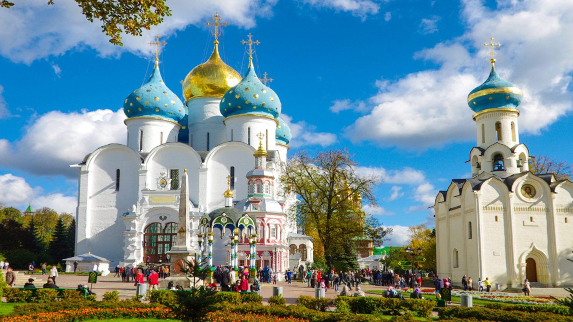 Ziua 6: Scaunul Patriarhal al Rusiei - Lavra Sfintei Treimi