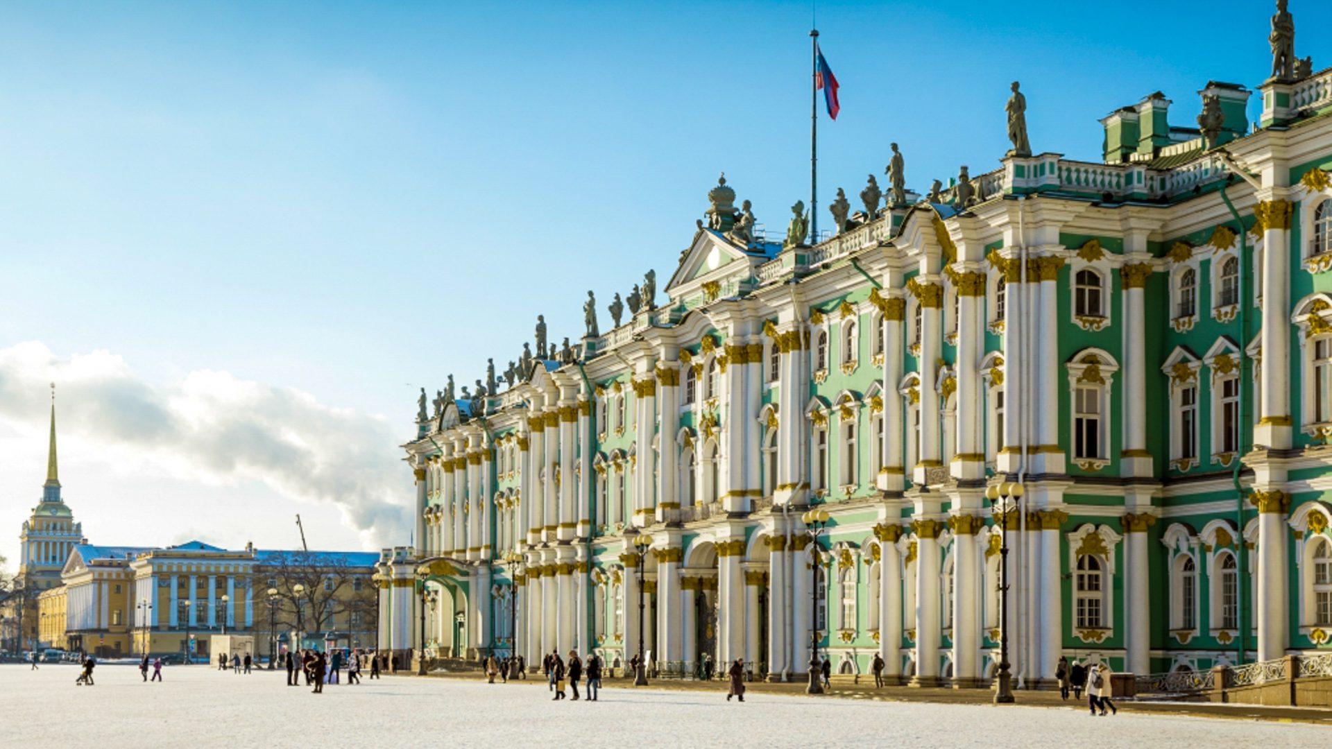 Sankt Petersburg – capitala imperială a Rusiei