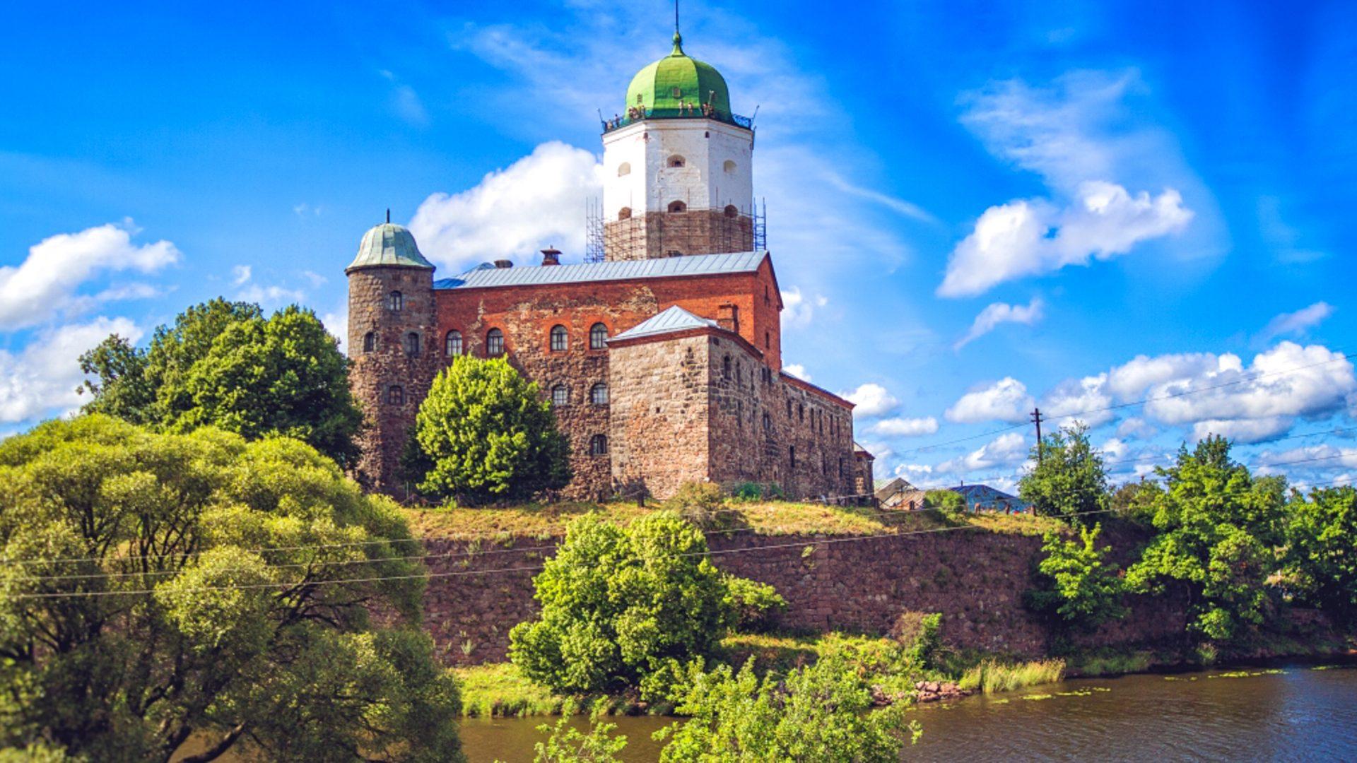 Ziua 2: Vyborg