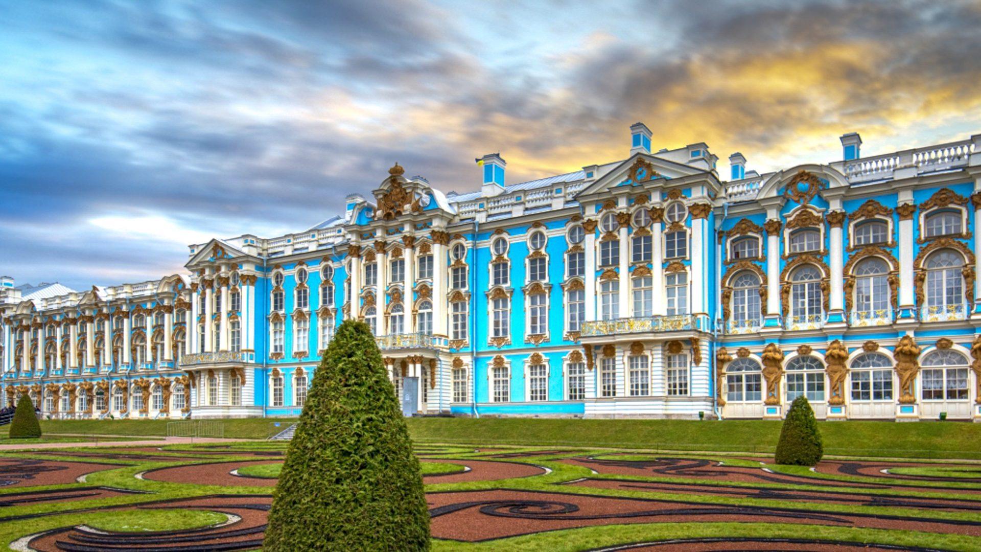 Ziua 8: Tsarskoe Selo