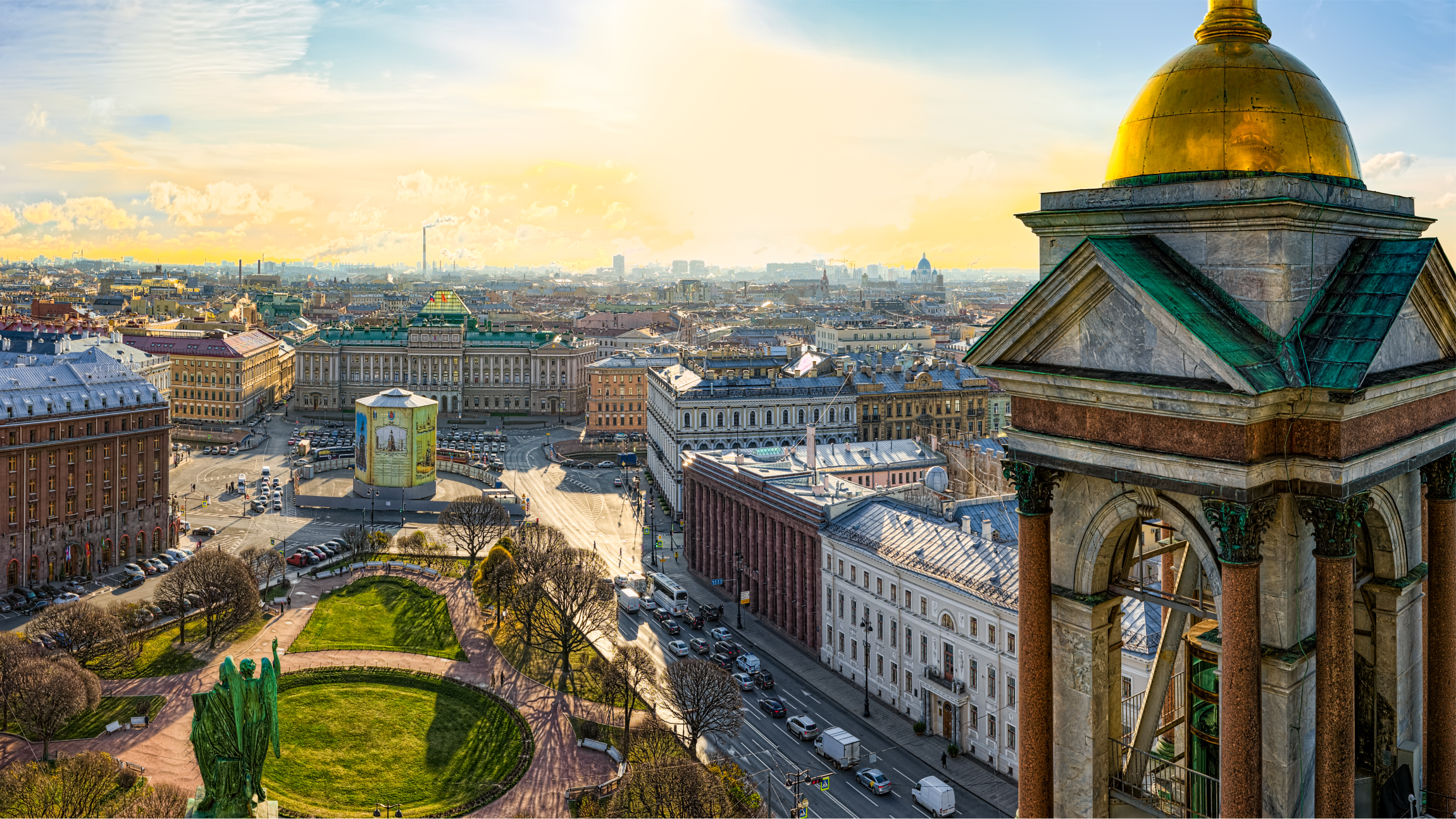 1.Biserici și catedrale celebre din Sankt Petersburg
