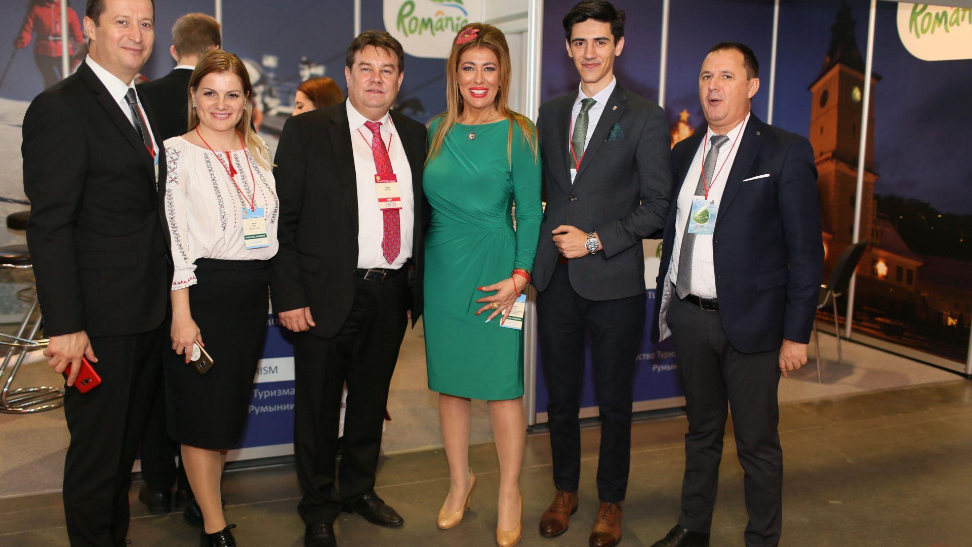 Румыния впервые участвует на туристической выставке в Санкт-Петербурге